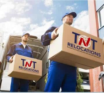 Corporate Moving Services Company